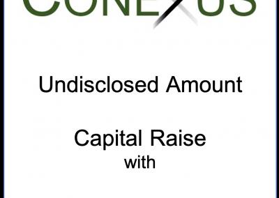 Working capital facility for Conexus Metals