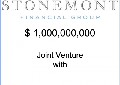 NorthView advises Stonemont in formation of $1B Industrial JV with Cerberus