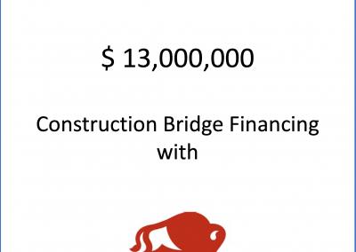 Construction Bridge Financing for OCTG Steel Pipe Mill